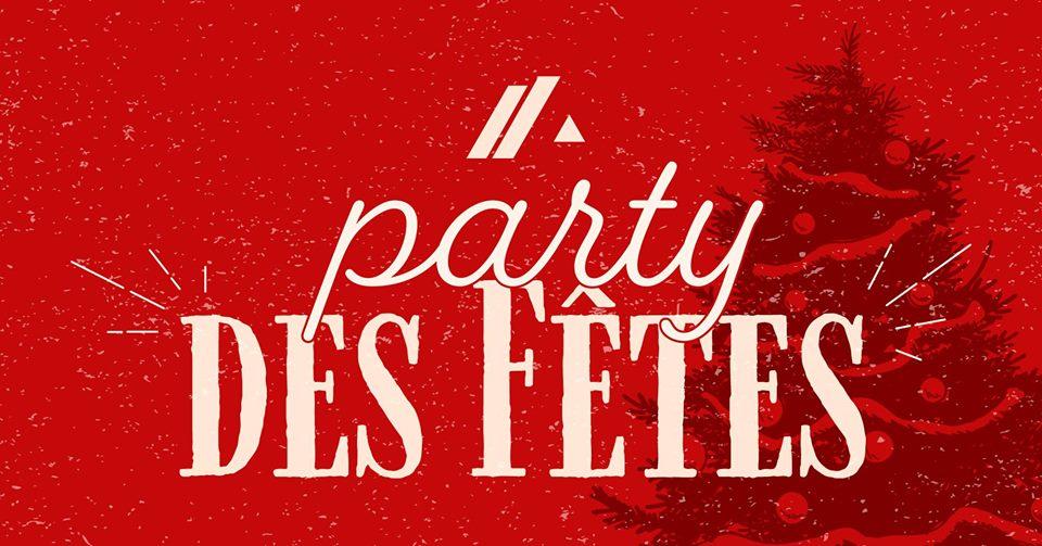 Party des fêtes de l'AELIES